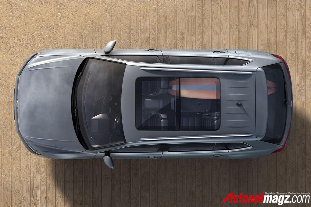 Mobil Baru, 2017-VWTiguan-Allspace-21: VW Tiguan Allspace : Tiguan Dengan 7 Tempat Duduk!