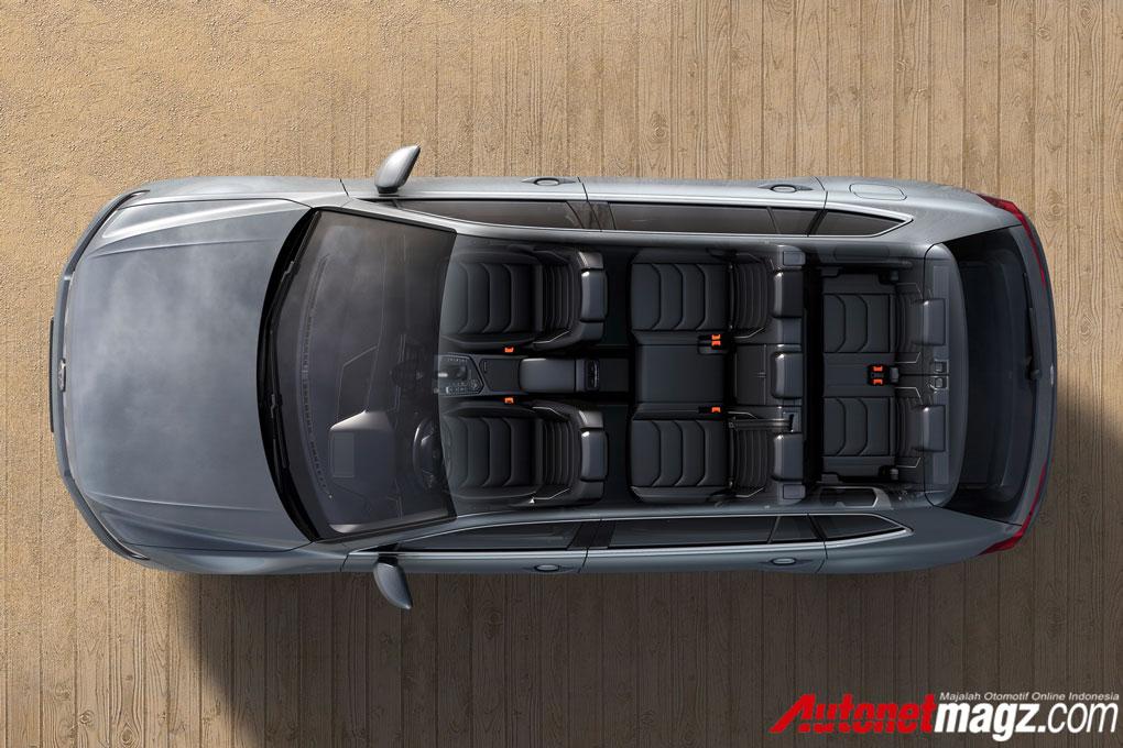 Mobil Baru, 2017-VWTiguan-Allspace-25: VW Tiguan Allspace : Tiguan Dengan 7 Tempat Duduk!