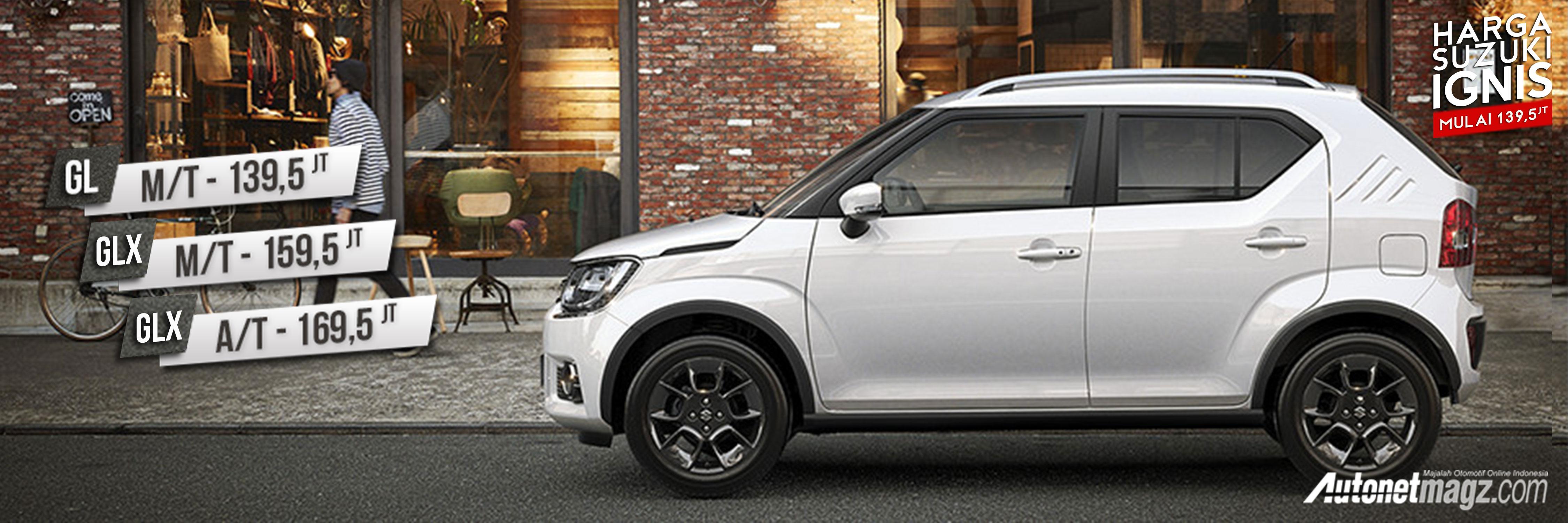 2017 Suzuki Ignis Indonesia Gl Gx Harga Autonetmagz Review