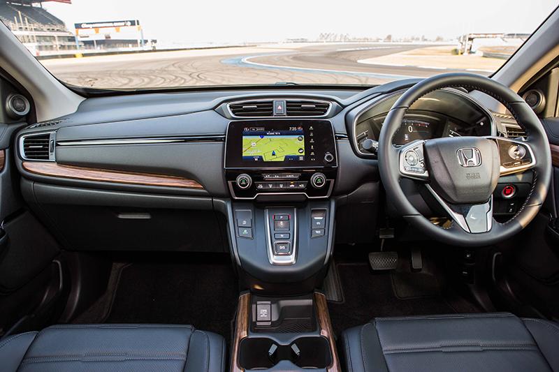 Crv 2017 Interior >> Honda Cr V Thailand 4 Autonetmagz Review Mobil Dan