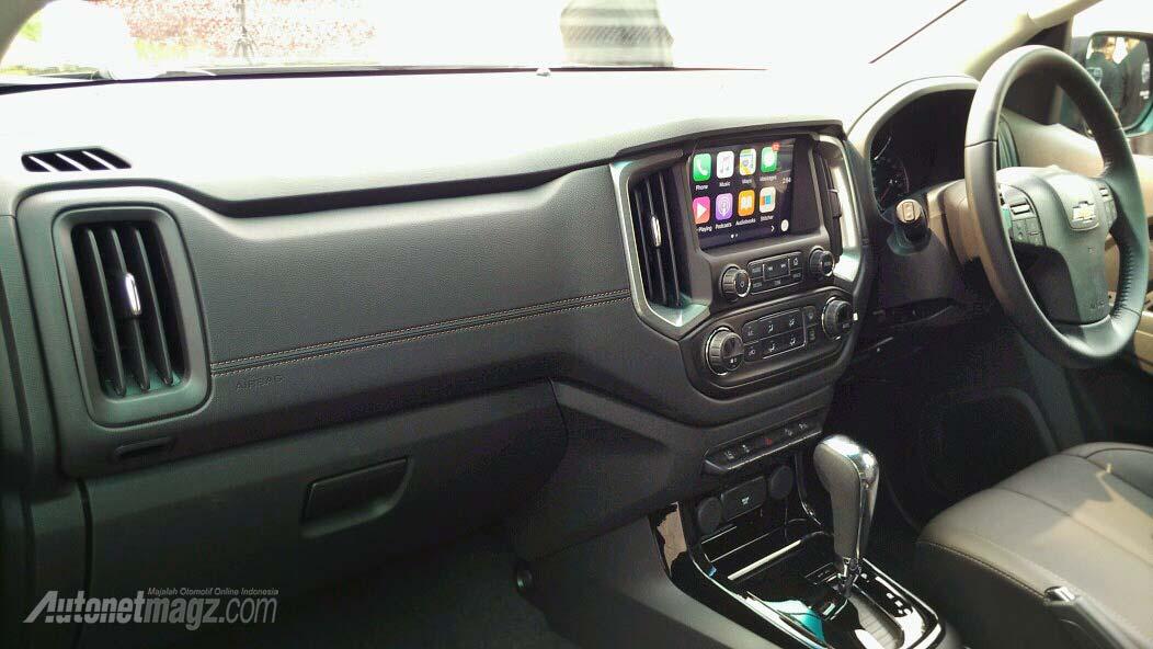 Interior New Chevrolet Trailblazer 2017 Autonetmagz Review