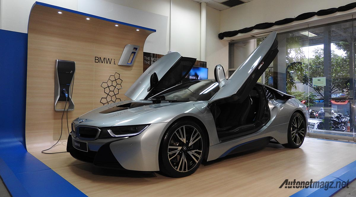BMW, bmw i8 2017: BMW Technology Workshop 2017 Pamerkan Teknologi Baru Bimmer