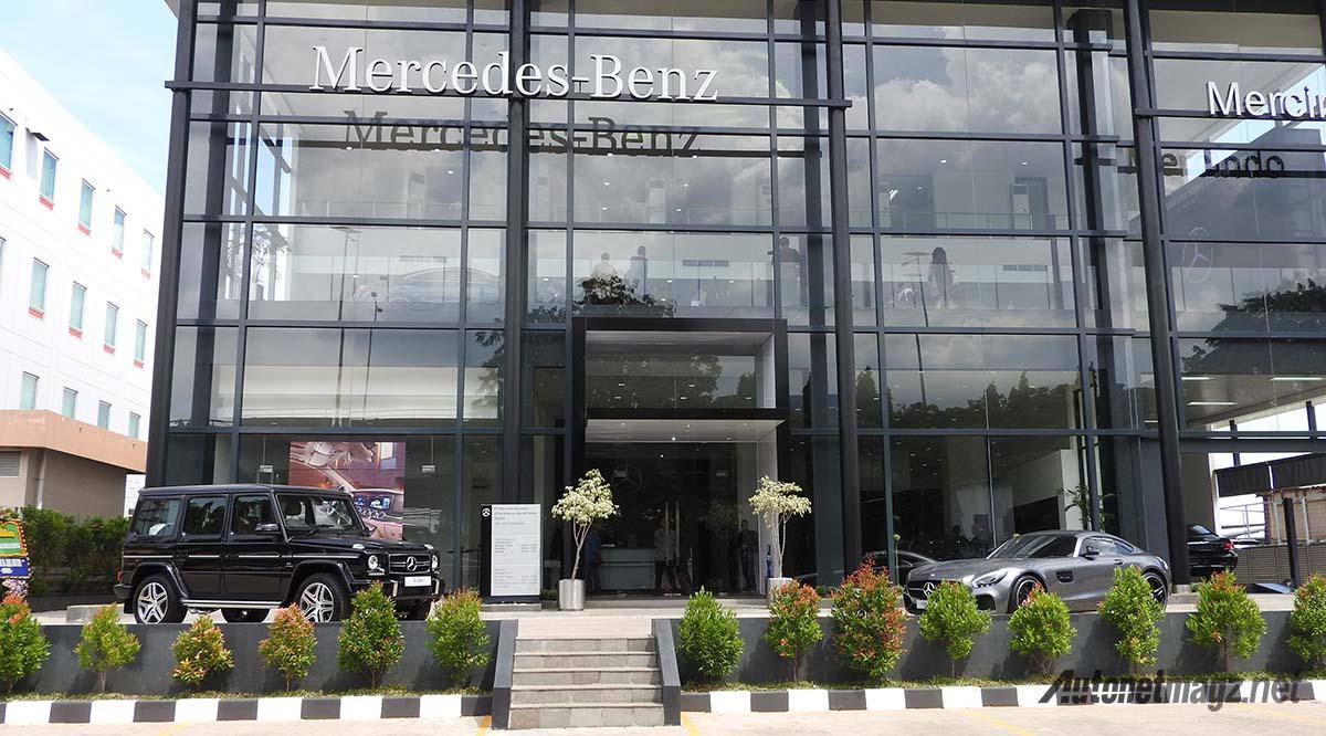Mercedes Benz Dealership >> Dealer Mercedes Benz Indonesia Mercindo Autorama Sunter