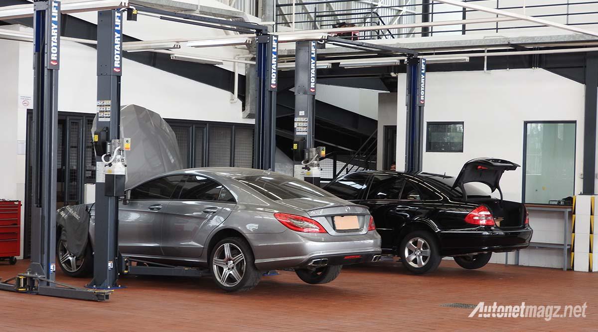 Mercindo Autorama Sunter Perbanyak Dealer Mercedes Benz