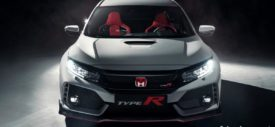 honda civic type r 2018 side vents