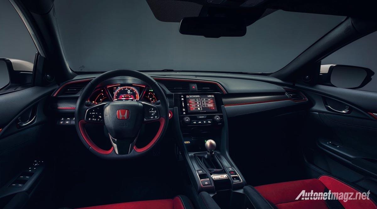Honda Civic Type R 2018 Fk8 Gaungkan Pesona Vtec Turbo