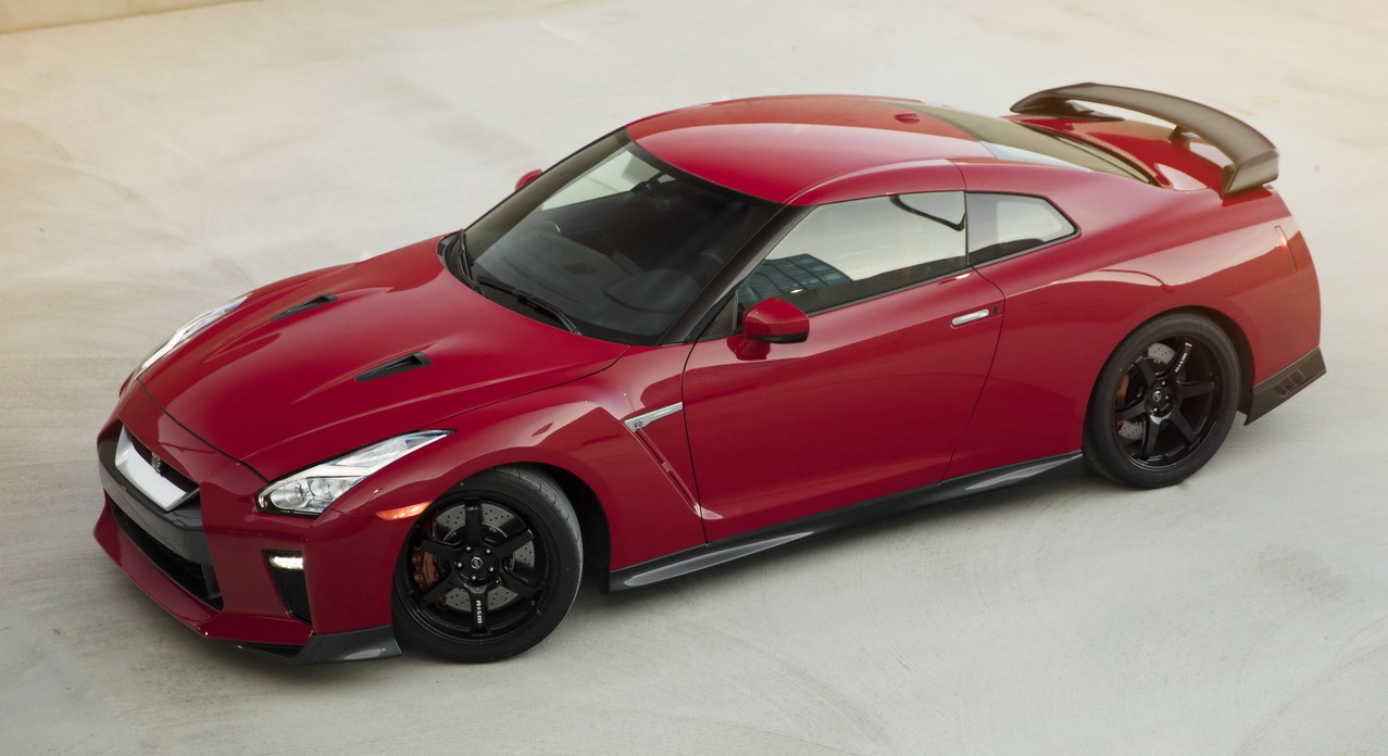 Nissan, 2017_Nissan_GT-R_Track_Edition_01: Nissan GT-R Track Edition : Edisi Penghabisan?