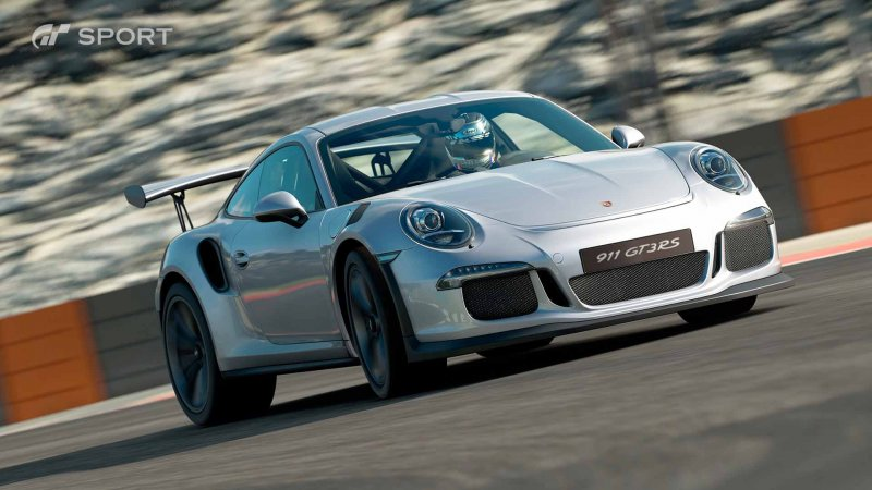 International, Gran-Turismo-Sport-Porsche-911-GT3-RS-new-track: Hello, Porsche : Kuda Stuttgart Hadir di Gran Turismo Sport
