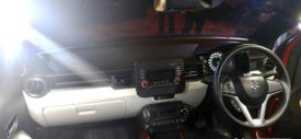 Interior-head-unit-Suzuki-Ignis-Indonesia