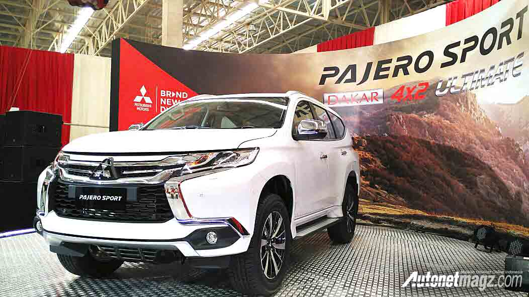 , all new pajero sport dakar 4×2 lokal: all new pajero sport dakar 4×2 lokal