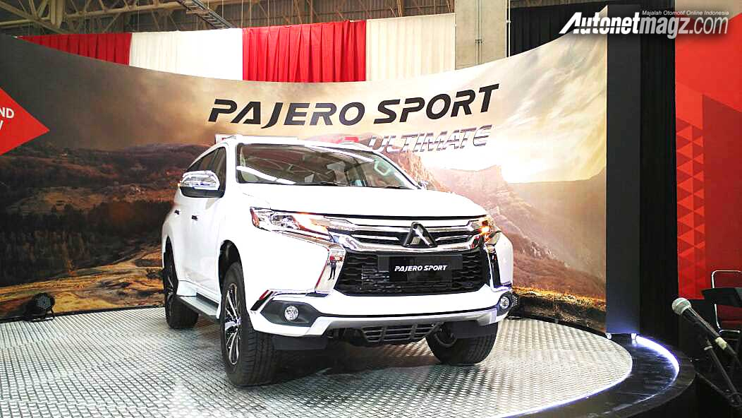 , all new pajero sport dakar ultimate CKD: all new pajero sport dakar ultimate CKD