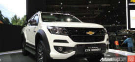 General Motor Indonesia merilis All New Chevrolet Colorado 2017.