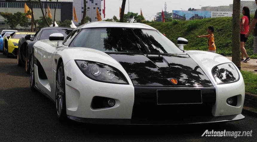 Hypercar Di Indonesia Koenigsegg Ccx Berkeliaran Di Jalan