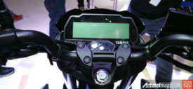 lampu utama New Yamaha V-Ixion 2017 LED