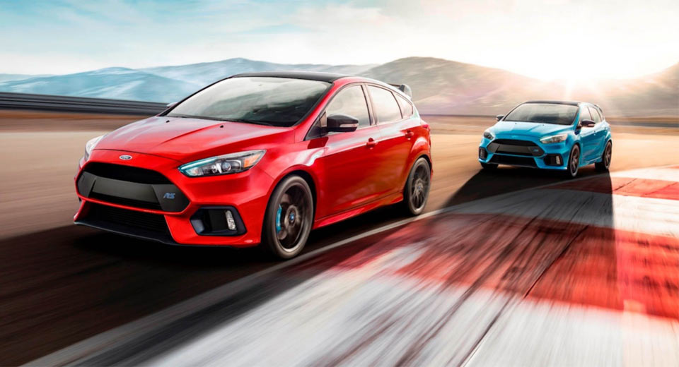 Ford, Ford-Focus-RS-Limited-Edition-: Ford Focus RS Limited Edition: It's Even Better to Handle Corners!