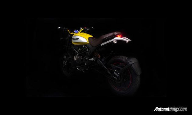 Lifan Hunter 125 Paket Hemat Yang Ingin Ducati Scrambler