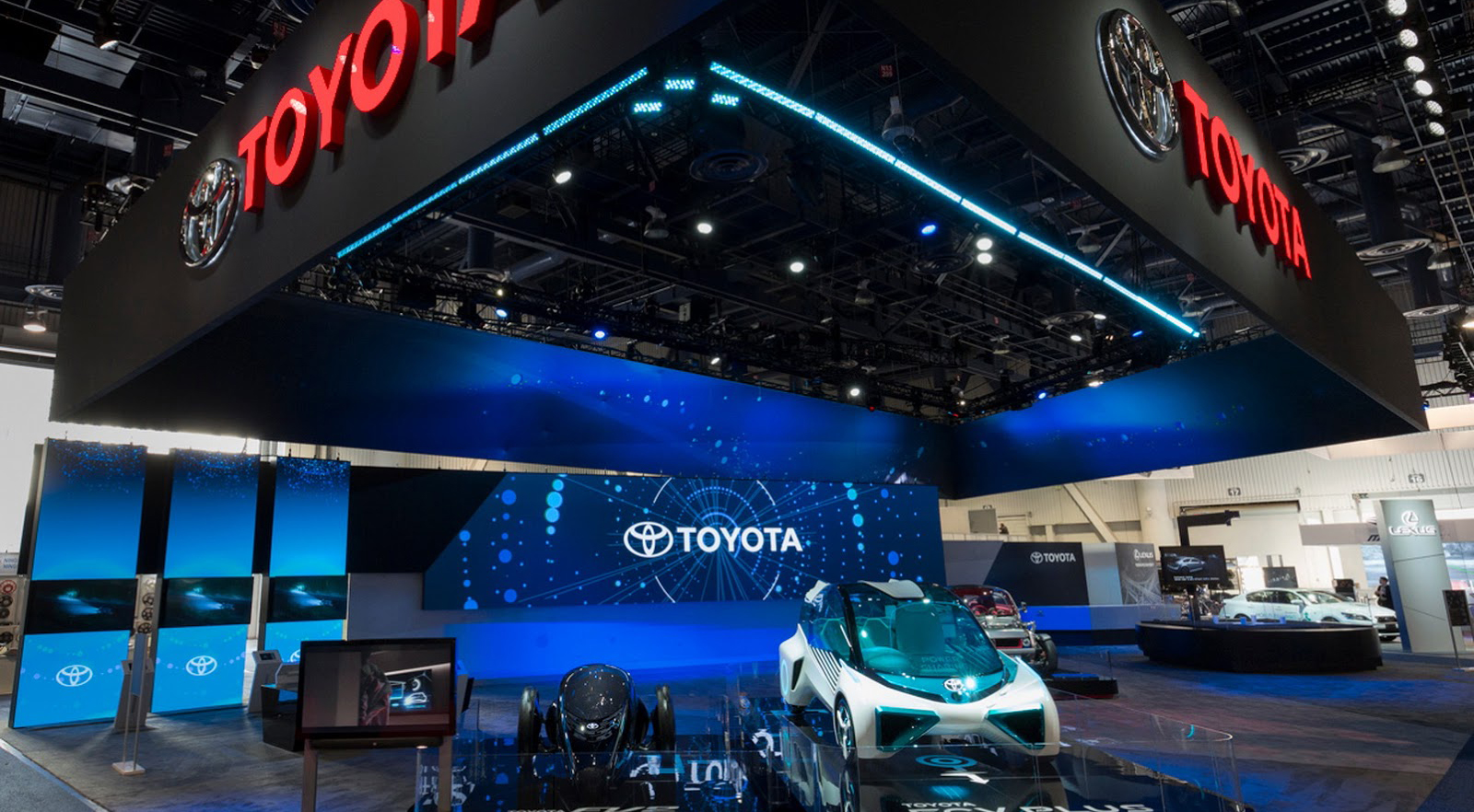 marketing projects on toyota