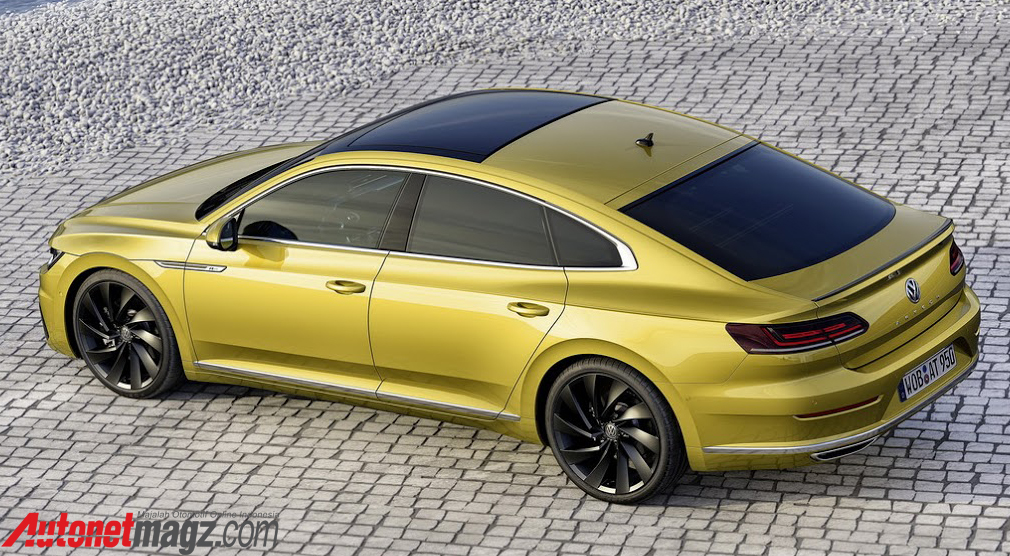 , VW-Arteon-Rear-End-Collision-4: VW-Arteon-Rear-End-Collision-4