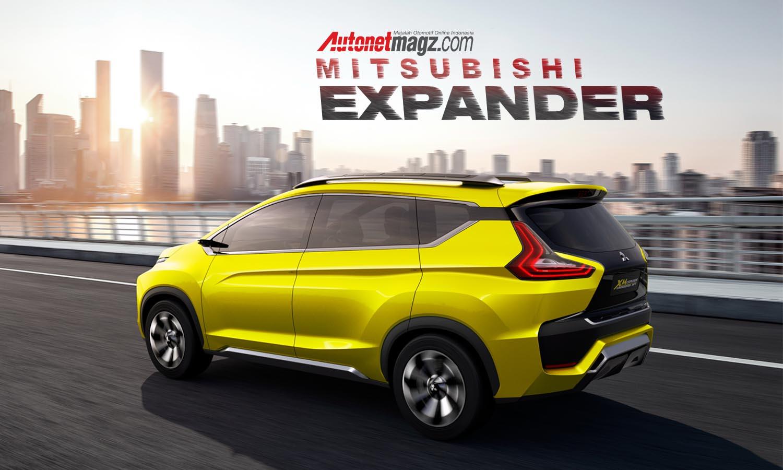 2018 Mitsubishi Expander Price Delighful 2018 Throughout