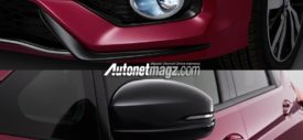 Honda Jazz Fit Facelift JDM