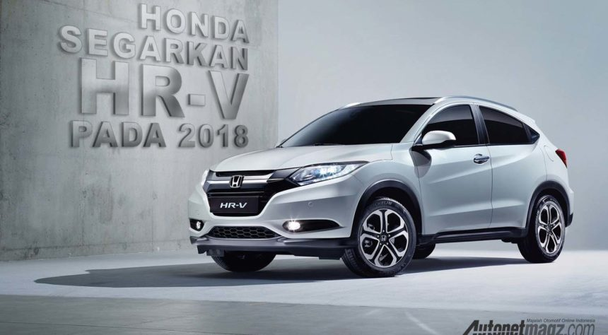 2018 honda hr v turbo. Perfect Turbo Honda HRV Akan Disegarkan Di Tahun 2018 Nanti On Honda Hr V Turbo