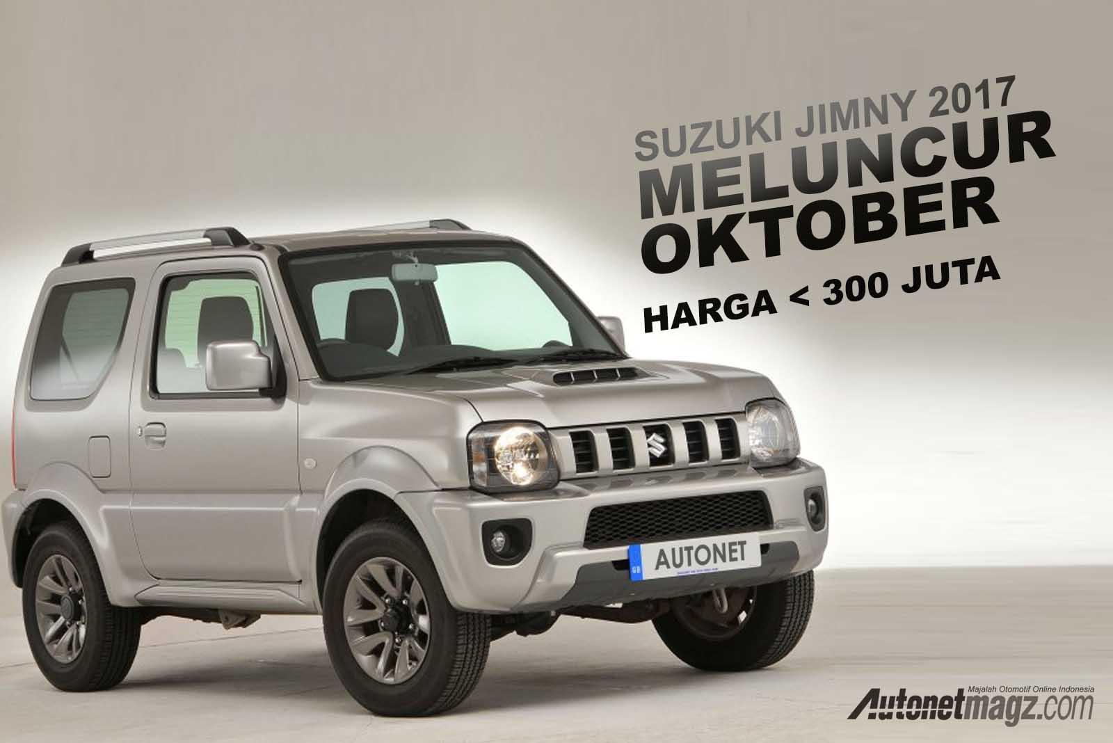 suzuki jimny akan segera kembali mengaspal di indonesia autonetmagz. Black Bedroom Furniture Sets. Home Design Ideas