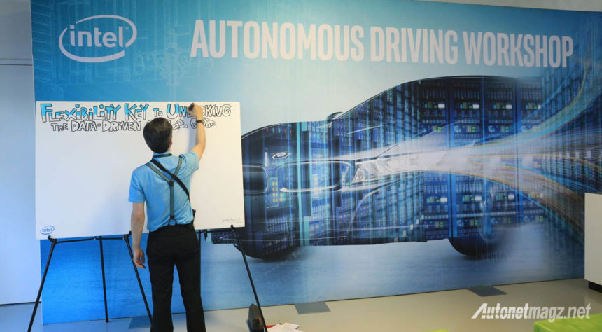 CEO Intel : Mobil Self-Driving Bisa Diberdayakan Jadi Kamera Pengawas