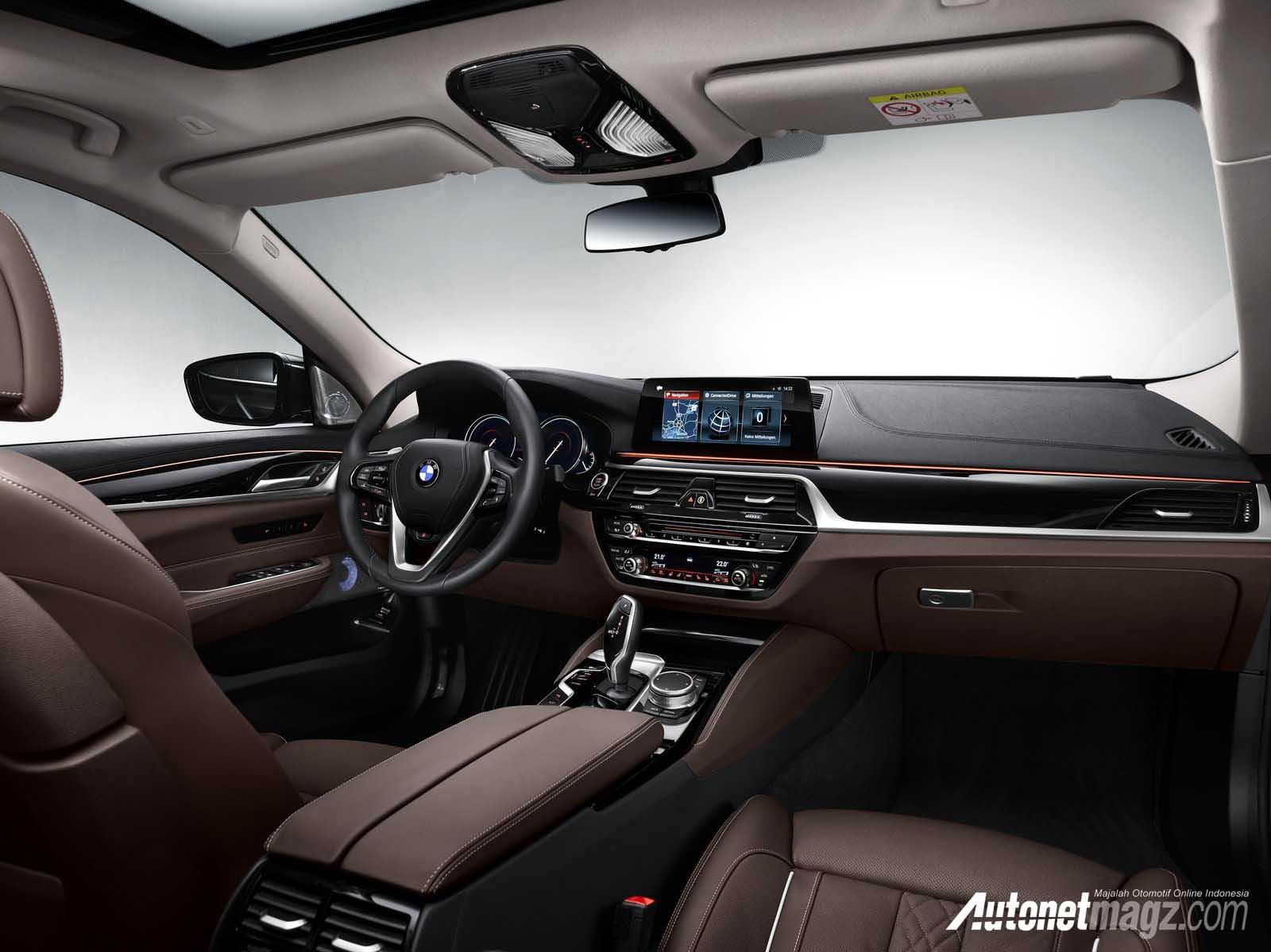 Interior Bmw 6 Series Grand Turismo
