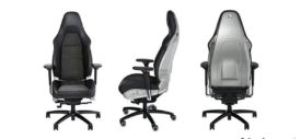 porsche 911 office chair