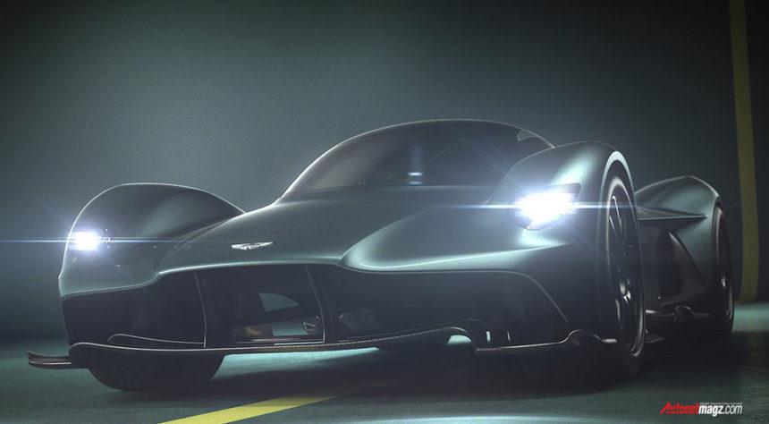 Aston Martin Valkyrie Sudah Siap Diincar Dan Digeber Autonetmagz