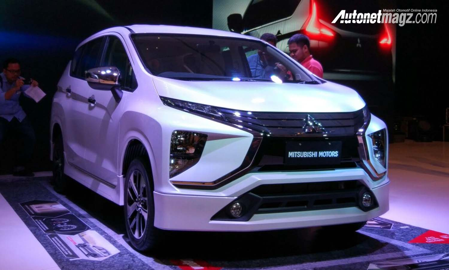 Mitsubishi Xpander Jadi Basis All New Nissan Grand Livina ...