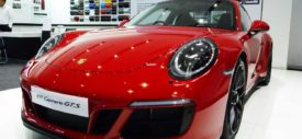 Porsche Carrera 911 GTS Indonesia