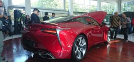 Lexus LC500 Indonesia launch