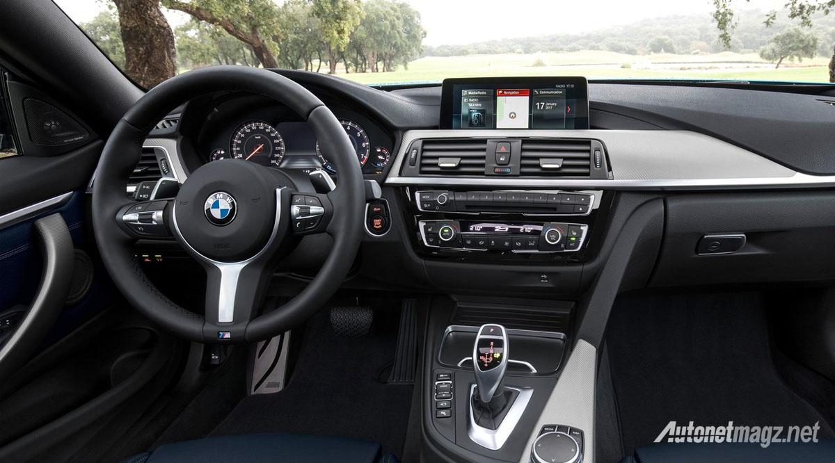 Bmw 440i Coupe 2017 Interior Autonetmagz Review Mobil Dan Motor Baru Indonesia