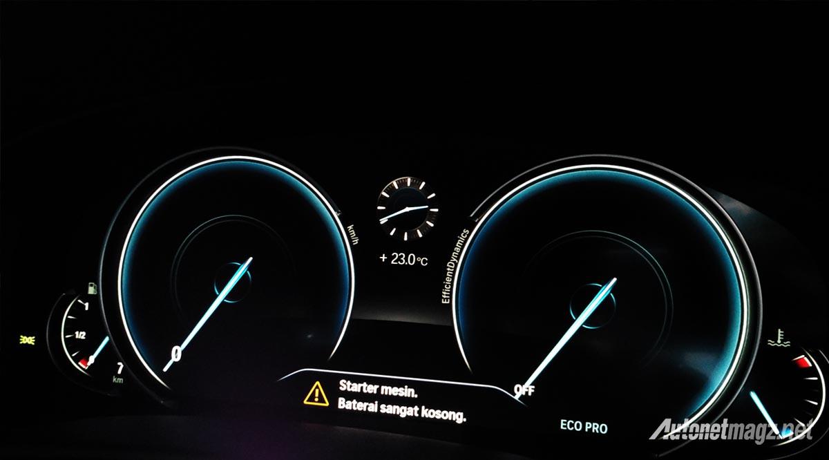 Bmw 530i G30 Instrument Panel Display Autonetmagz Review Mobil