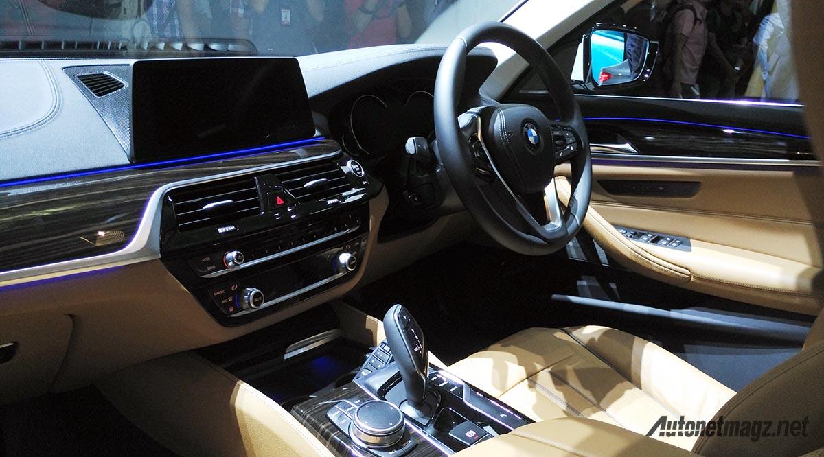 bmw 530i luxury line g30 interior – AutonetMagz :: Review Mobil dan