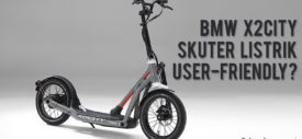 bmw x2city electric scooter motor unit