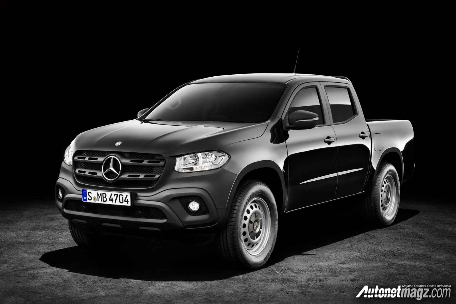entry level mercedes benz x class