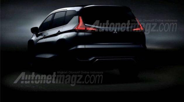 480 Gambar Mobil Xpander Hitam HD Terbaik