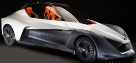 nissan bladeglider concept 2016 electric car