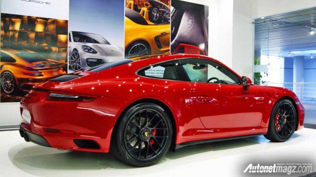 911 Carrera Gts >> Akhirnya Porsche 911 Carrera Gts Mengaspal Di Indonesia