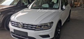 spy shot vw tiguan 2017 indonesia rear