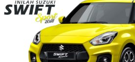 official suzuki swift sport 2018