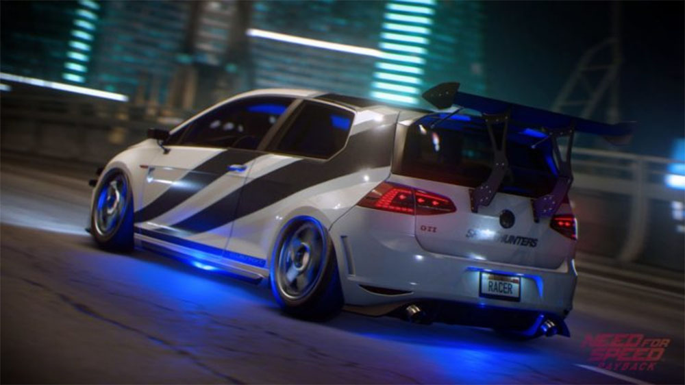 Hot Stuff, vw golf gti modifikasi need for speed payback: Menu Modifikasi Need For Speed Payback : Ada Restorasi Total!