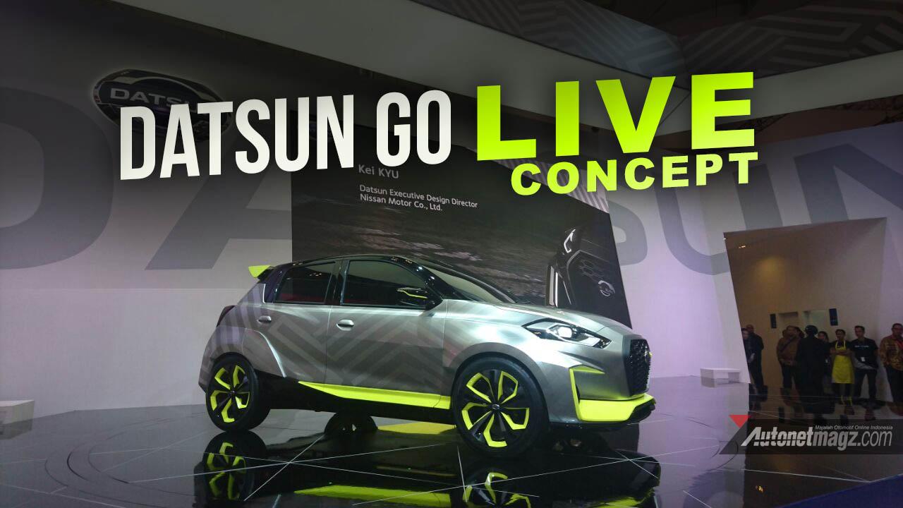 Datsun Go Live Concept – AutonetMagz :: Review Mobil dan ...