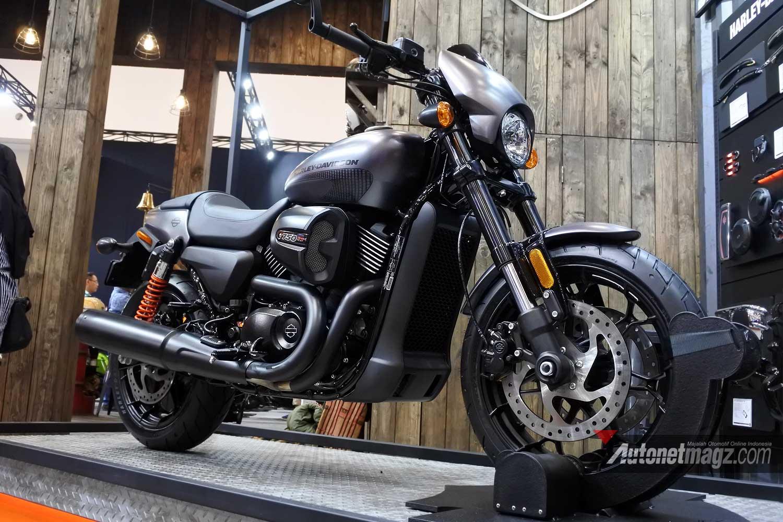 Harley Davidson street rod 2017 #9