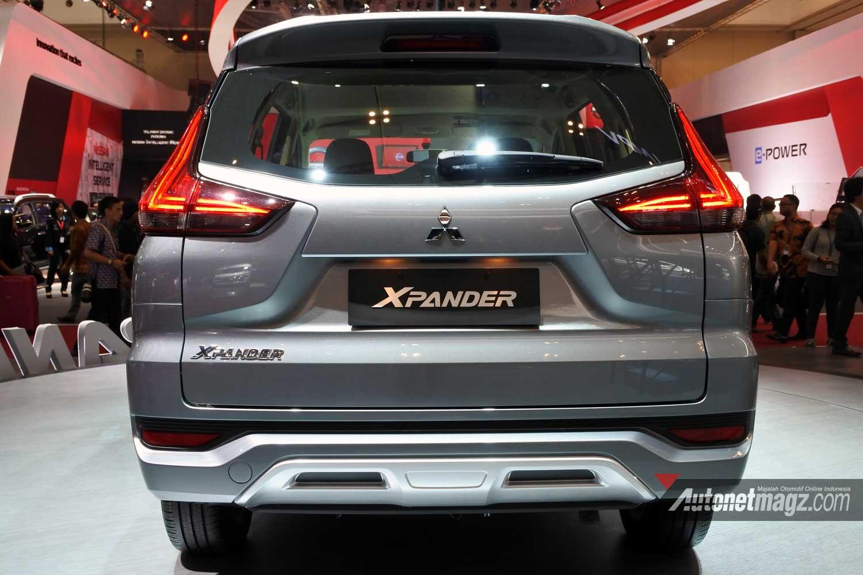 MitsubishiXpanderrearview