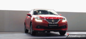 launching Suzuki Baleno Hatchback GIIAS 2017