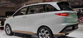 sisi depan Daihatsu DN Multisix Konsep GIIAS 2017