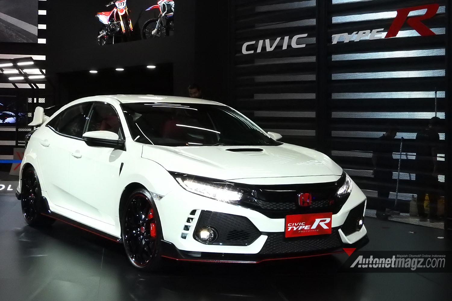 Honda Civic Rs >> First Impression Review Honda Civic Type R 2017 Indonesia